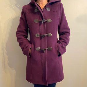 Ll bean wool jacket